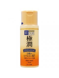 Gokujyun Premium Super Hyaluronic Acid Milk Хада Лабо - Гиалуроновое молочко премиум класса