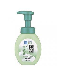 Gokujyun Hatomugi Foaming Face Wash Хада Лабо - Лечебная пенка для проблемной кожи