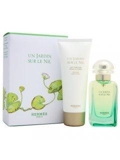 Un Jardin Sur Le Nil Hermes Gift Set edt Эрме Ан Жардин Сюр Ле Нил - Подарочный набор унисекс