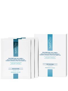 HydroPeptide PolyPeptide Collagel+ Mask for Neck - Гидрогелевая маска против морщин для шеи