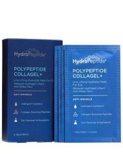 HydroPeptide PolyPeptide Collagel + Mask for Eyes - Гидрогелевая маска против морщин для зоны вокруг глаз