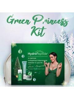 Hydropeptide Green Princess Kit - Набор сияющего ухода за кожей