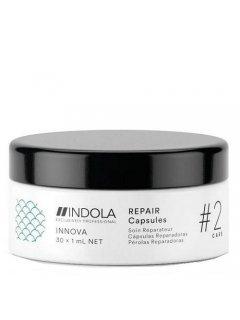 Innova Repair Capsules Индола - Капсулы восстанавливающие для волос