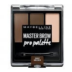 Maybelline Brow Design Kit NU 4 Deep set - Набір тіней для брів