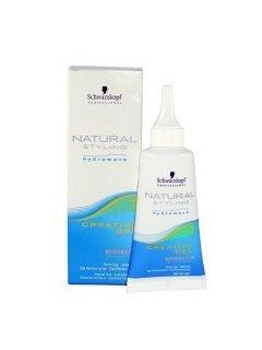 Schwarzkopf Professional Natural Styling Creative Gel - Креативный гель для прикорневой завивки волос