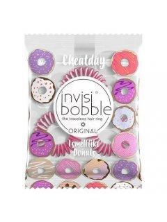 """Invisibobble Original - Резинка-браслет для волос """"Donut cream"""""""
