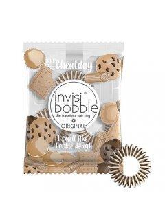 Invisibobble Original Cookie Dough Craving - Резинка для волос с ароматом печенья