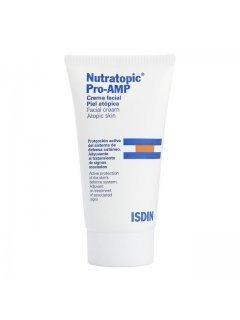 Isdin Nutratopic Pro-Amp Creme - Крем для лица для атопической кожи