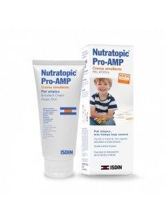 Isdin Nutratopic Pro-AMP Crema Emoliente - Смягчающий крем для тела для атопической кожи