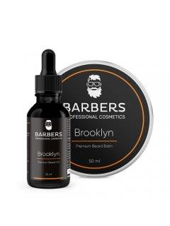 Barbers Brooklyn - Набор для ухода за бородой