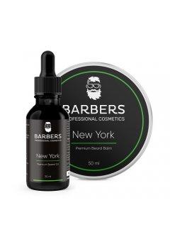 Barbers New York - Набор для ухода за бородой