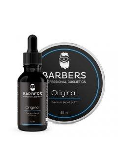 Barbers Original - Набор для ухода за бородой