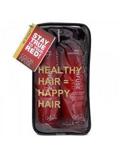 Color Infuse Red Gift Pack Джойко Колор Инфьюз - Набор для волос