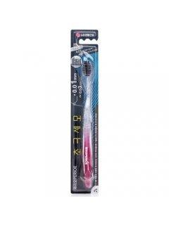 LG Perioe Gum Care Toothbrush Black - Зубная щетка мягкая черный цвет
