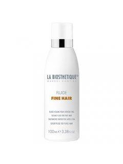 Fluide Fine Hair Ля Биостетик - Лосьон укрепляющий, придающий силу волосам