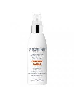 Detangling SPA Spray Ля Биостетик - Увлажняющий лосьон-спрей для гладкости волос