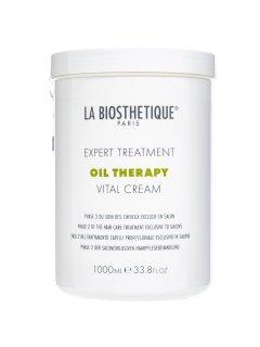 La Biosthetique Oil Therapy Vital Cream - Крем-бальзам   для   восстановления   толстых  и поврежденных волос