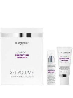 La Biosthetique Protection Cheveux Complexe 3 Set Volume - Набор для домашнего ухода