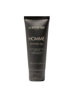 La Biosthetique Homme Styling Gel - Увлажняющий стайлинг-гель для волос