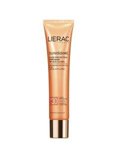 Lierac Sunissime Energizing Protective Fluid Global Anti-Aging SPF30 - Защитный флюид SPF30