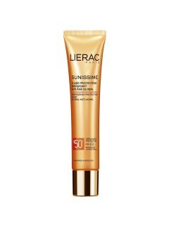 Lierac Sunissime Energizing Protective Fluid Global Anti-Aging SPF50+ - Защитный флюид SPF50+