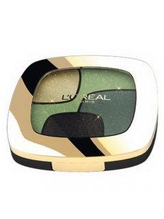 L'Oreal Paris Color Riche Quadro Колор Риш Квадро - Тени для век, 4,5г