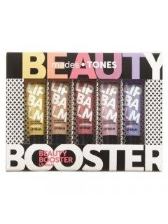 Mades Cosmetics Tones Lip Balm quintet (5 x balm/15ml) - Набор Бальзамов для губ