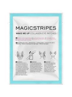 Magicstripes Wake Me Up Collagen Eye Patches - Коллагеновые патчи для кожи вокруг глаз