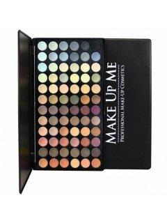 Eye Palette XC72 Мейк Ап Ми - Палитра пастельных теней 72 оттенка