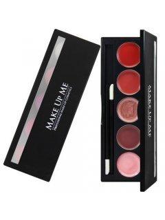 Compact Lip Palette L5 Мейк Ап Ми - Компактный набор помад