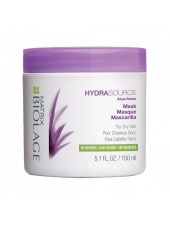 Biolage HydraSource Cream Masque Матрикс Биолаж Гидрасорс - Увлажняющая маска для сухих и очень сухих волос