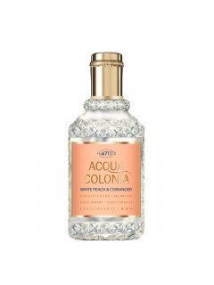 4711 Acqua Colonia White Peach & Coriander - Одеколон Белый персик и Кориандр