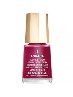 Ankara Мавала - Лак для ногтей Тон 001 Анкара