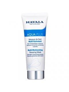 Aqua Plus Multi-Moisturizing Sleeping Mask Мавала - Активно Увлажняющая Ночная Маска