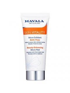 Vitality Beauty-Enchancing Micro-Peel Мавала - Микро-Скраб для улучшения цвета лица