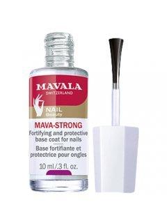 Mavala Mava-Strong Base Coat Мавала - Укрепляющая защитная основа Мава-стронг