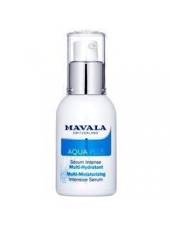 Aqua Plus Multi-Moisturizing Intensive Serum Мавала - Активно Увлажняющая Сыворотка