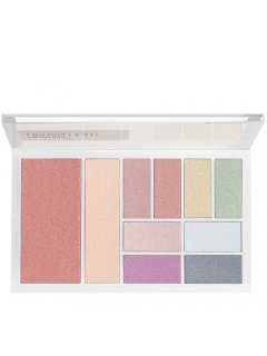 City Kits Eye and Cheek Palette - Палитра румян и теней для век
