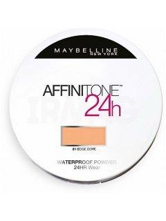 Maybelline Affinitone 24 H Мейбелин Афинитон 24 - Компактная пудра