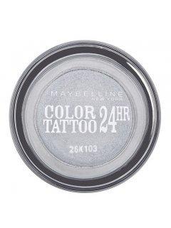 Shadow Mono Color Tattoo 24H - Стойкие крем-гелевые тени для век, 4.5г