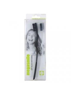 Soft Black Whitening Toothbrush Мегасмайл Софт Блэк Вайтенин - Зубная щетка