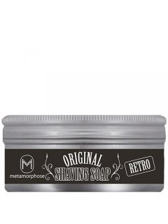 Original Beard Shaving Soap Retro Метаморфоза Ориджинал Бирд - Мыло для бритья