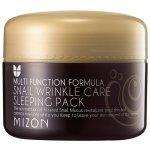 Mizon Snail Wrinkle Care Sleeping Pack - Ночная маска с экстрактом улиточной слизи
