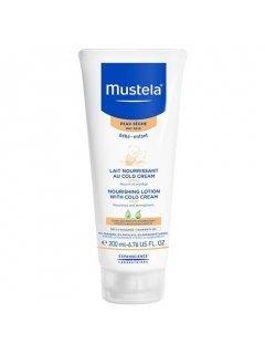 Bebe Nutri Protective Cold Cream Мустела - Питательный лосьон для тела с колд-кремом