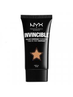 Invincible Fullest Coverage Foundation - Жидкая тональная основа, 25 мл