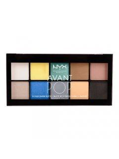 Avant Pop! Shadow Palettes Никс Авант Поп! Шедоу Палетс - Палетка теней для век, 15 г