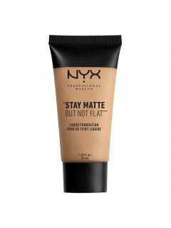 Stay Matte But Not Flat Liquid Foundation - Тональная основа, 35 мл