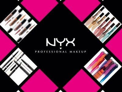 Декоративная косметика NYX