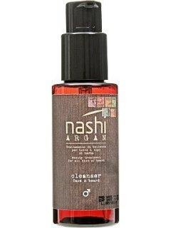 Nashi Argan Очищение для лица и бороды