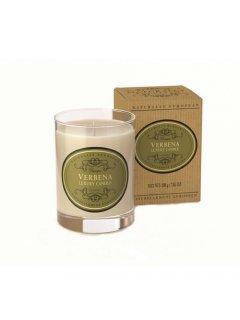 """Classic Luxury Candle Нейчарели Европен - Роскошная ароматическая свеча """"Вербена"""""""